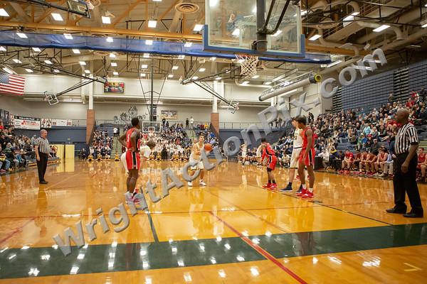 2018 12 07 Clarkston Varsity Basketball vs Orchard Lake St Mary's