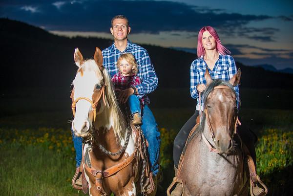 Rachael Family pics