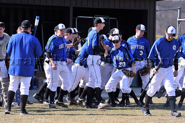 Lincoln-Way East Varsity Baseball: 2013