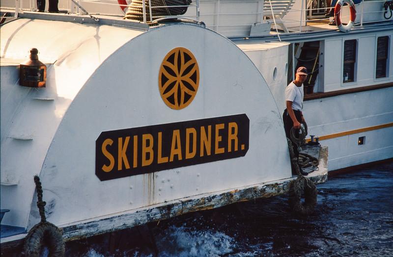 Mjøsa See - Skibladner