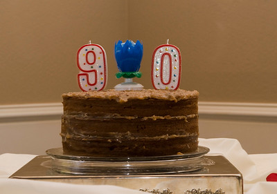 Larry's 90th
