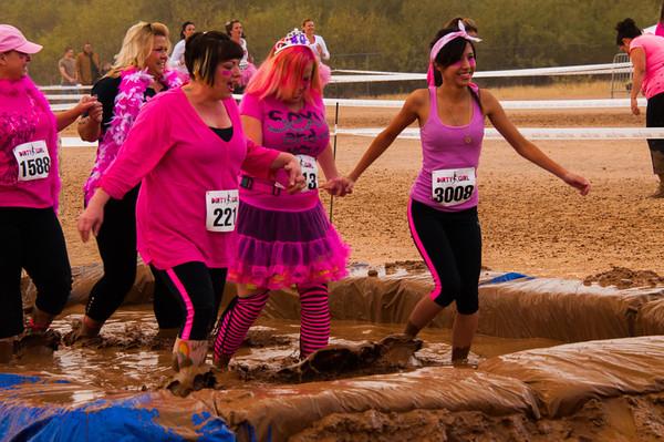 Dirty Girl Mud Run, Phoenix: Nov 17th