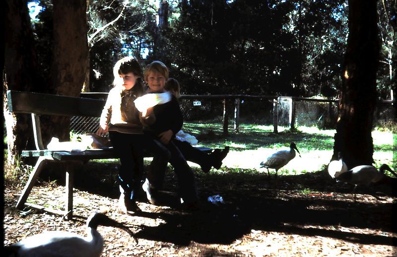 1976-7 (9) Allen 5 yrs @ Healesville with school.JPG