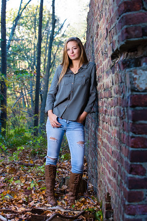 High School Senior Shoot