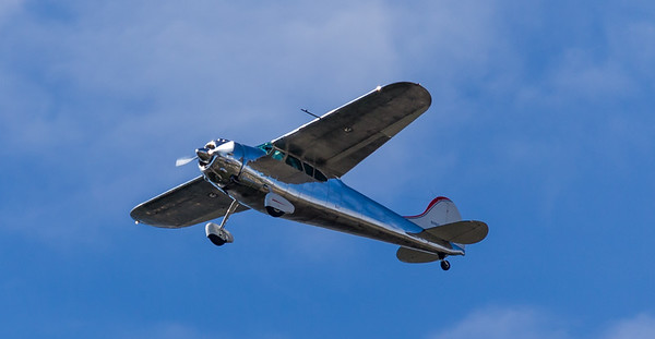 Paine Field Vintage Aircraft