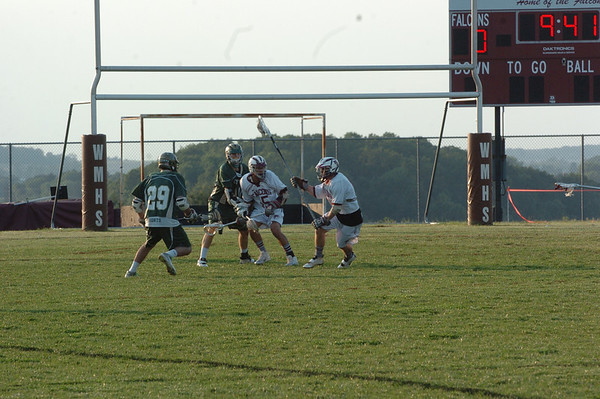 Boys LAX Regioanl Champs 2012