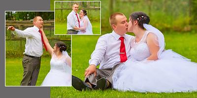 Kateřina a Martin – svatba