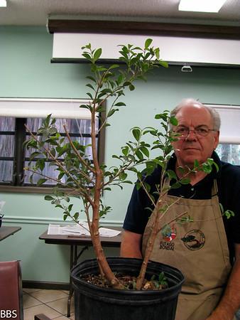 Ed Trout April 2009