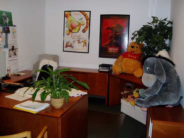 Jen's Financial Reporting office 08.14.04