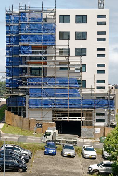 Building progress update 187. At 47 Beane St. Gosford. February 2019.