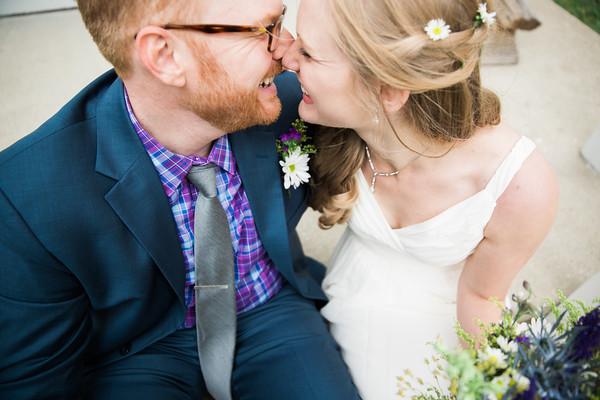 Hailey + Ben Wedding