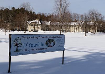 D'Youville exteriors 121920
