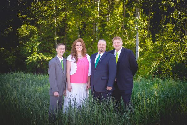 Wymer Family  //  june 2013