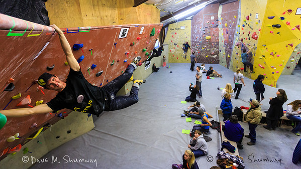 2014 Montana Bouldering Championships