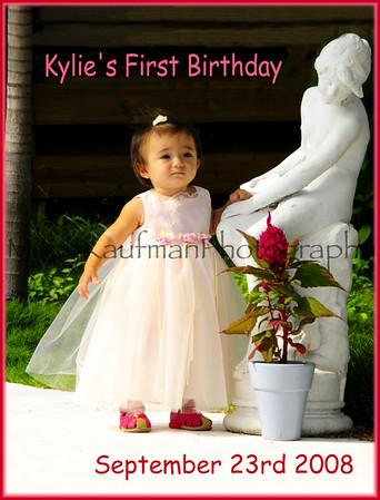 Kylie's 1st