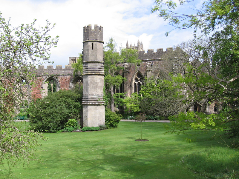 bishope's Palace, Wells