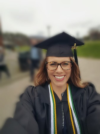 Angela's Graduation