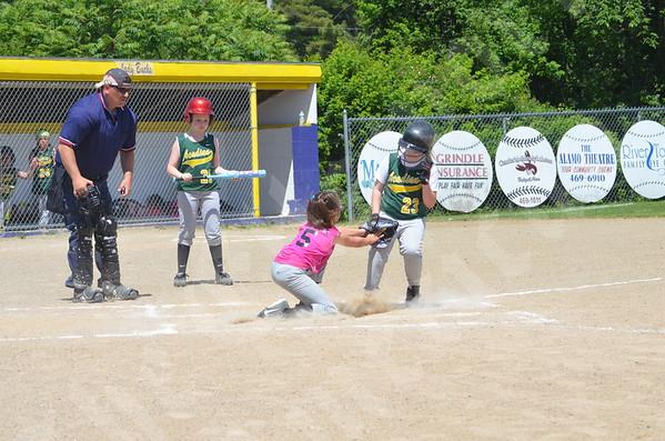 Little League: Ellsworth 1 vs Acadians