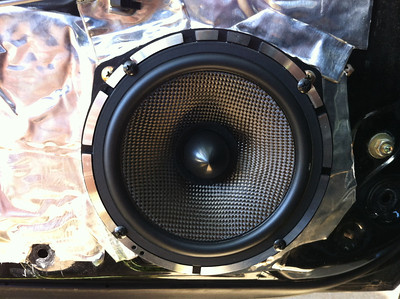 2003 Honda S2000 Front Door Speaker Installation - USA