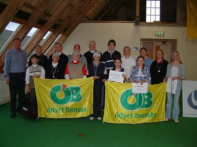 2002 - Unglingamót Korpu
