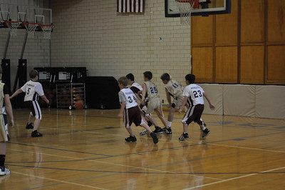 St. A's last basketball game Feb. 2011