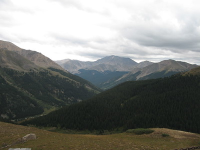 Independence Pass, CO, Aug 27