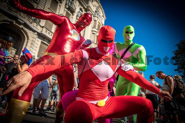 Streetparade 2015