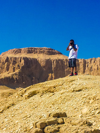 Valley of the Kings @ Luxor, Egypt