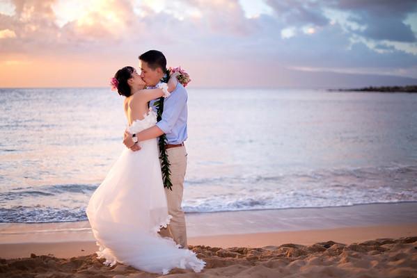 Merriman's / Kapalua Bay beach-Zheng090512