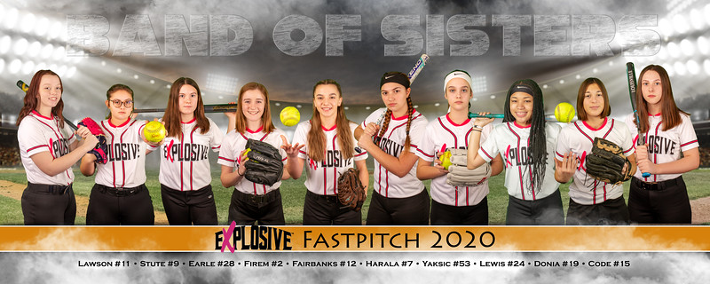 Explosive Fast Pitch 2020