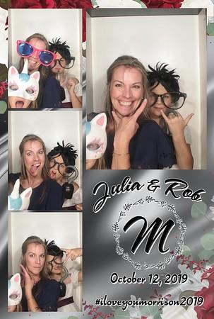 Julia & Rob Morrison