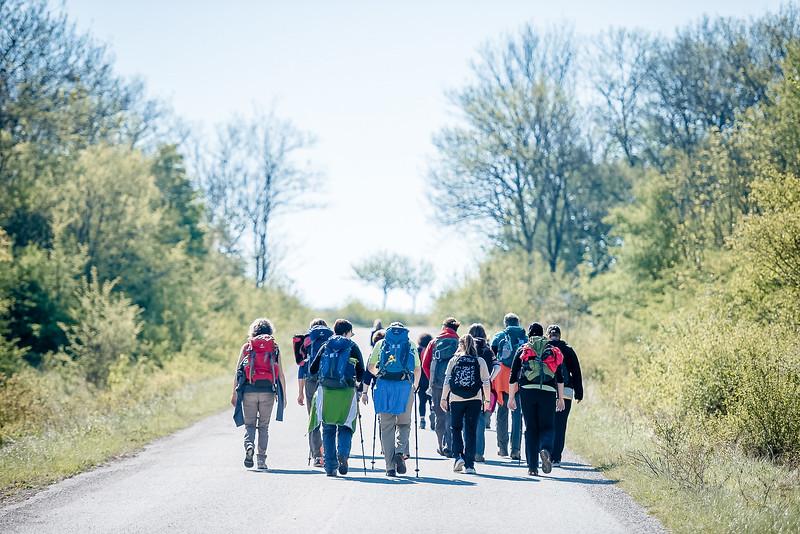 Charity Walk 2017 - Langstrecke - Tag 2