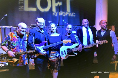 2019 Jazz In The Loft at SOPAC