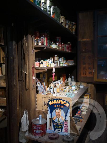 General Store Shelves