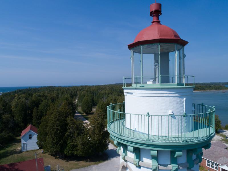 Seul Choix Point Lighthouse