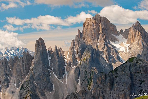 The Dolomites-Italy