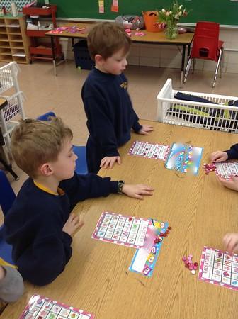Kindergarten Valentines Day Party