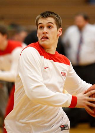 SNHS Boys Basketball vs TC - Sectional 2012