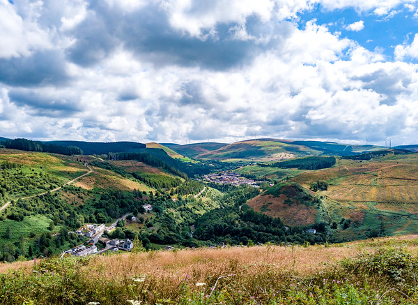 Afan Forest Trail Marathon 2019