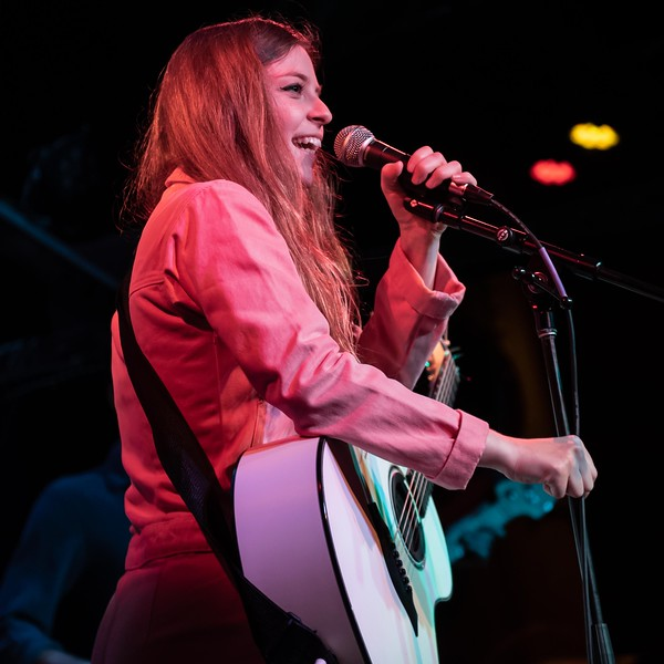 Jade Bird at the Foundry in Philly