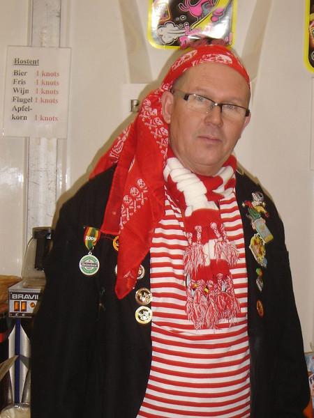 Rob Stouthamer, exploitant van de Hostent
