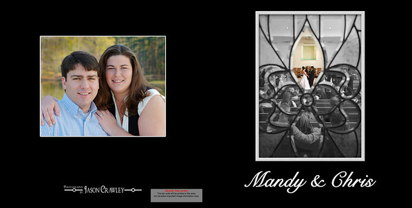 Mandy & Chris AsukaBook/Parent Album
