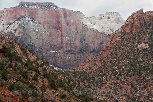 Zion National Park. 1613