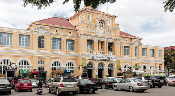 Central Post Office Phnom Penh