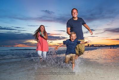The Garrett Sunset Photography Panama City Beach