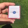 6.02ct Blue Sapphire, Loose 7