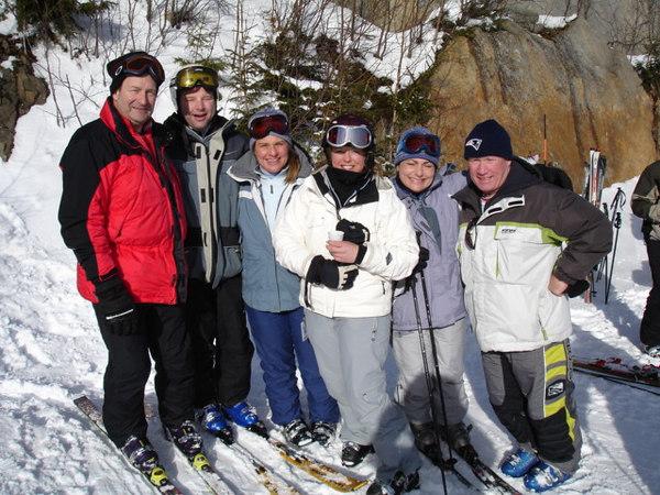 Mohawk Ski Trip