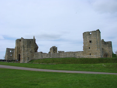 Warkworth Castle - England
