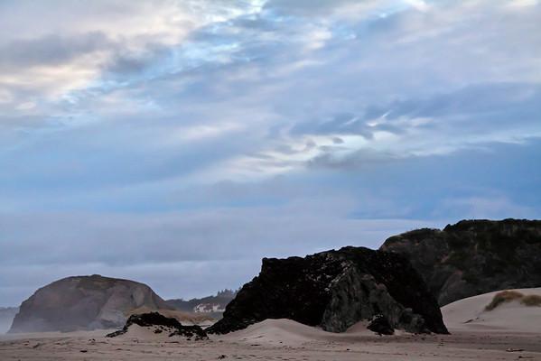 Bandon - Haystack Rock Beach