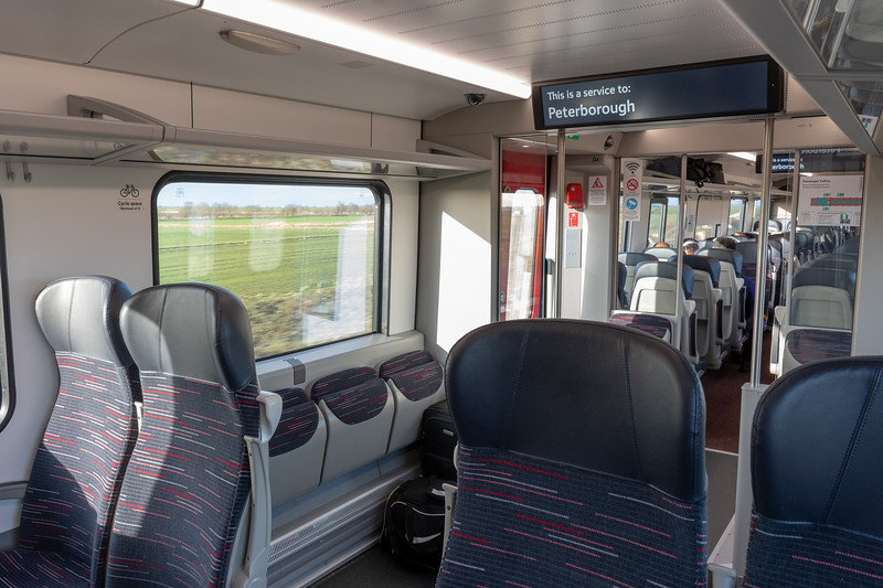 Class 755 Interior - Greater Anglia
